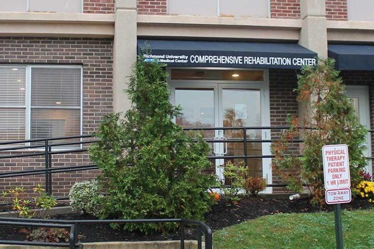RUMCSI Comprehensive Rehabilitation Building