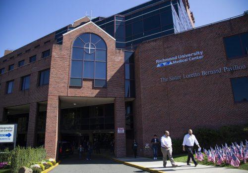 Richmond University Medical Center Modernization Projects Receive City Support