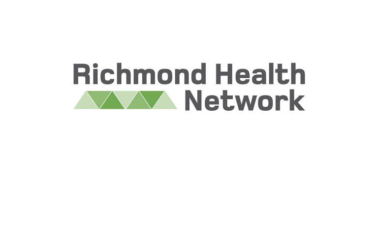 Richmond Health Network logo.